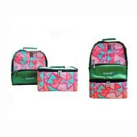 Gabag Radja 2 in 1 Breastmilk Cooler Bag Free2 Ice Gel - BPA Free