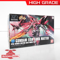 [HG] Gundam Exia Dark Matter