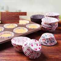 Papercup Cup Kertas Paper case Tatakan untuk coklat nastar kue kering