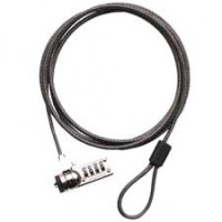 Targus Defcon CL Combo Cable Lock - PA410B