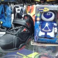 Sepatu Sekolah Homyped Megatron 03 /sepatu Homyped