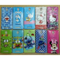 softcase gambar animasi for xiaomi redmi note 2