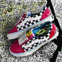 Sepatu Murah Wanita Vans Golf Wang Waffle EVB, Kets, Free Kaos Kaki