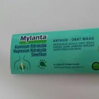 Mylanta tablet obat sakit maag