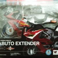 SHF S.H. Figuarts Kamen Rider Kabuto Kabuto extender