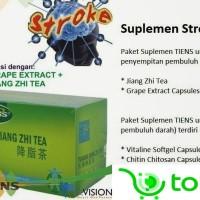 Herbal Stroke (Pecah Pembuluh Darah)