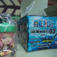 Bandai Log Memories Vol. 03 - Supernova : Jewelry Bonney