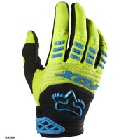 Sarung Tangan FOX DIRTPAW 2014 wrn Hijau (gloves dirtpaw 2014 green)