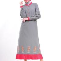 Gamis Nibras Cantik Busana Muslim NB 100 101 102 103 104
