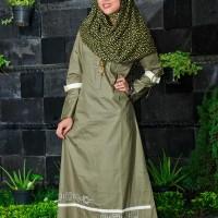 Gamis Nibras Cantik Busana Muslim NB 2