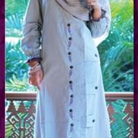 Gamis Nibras Cantik Busana Muslim NB 05 06 07