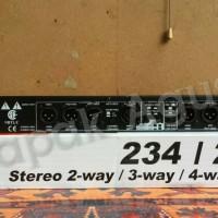Crossover DBX 234XL