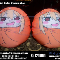 Bantal Anime Bulat Himouto! Umaru-chan - Doma Umaru