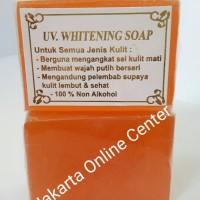Sabun Walet Soap / UV Whitening Soap (Kualitas Bagus)