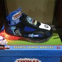 harga Sepatu Lampu Anak Karakter Thomas. Ardiles Banjiro K. Limited Edition Tokopedia.com