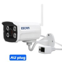 harga ESCAM Brick QD300 WiFi Waterproof Bullet Wireless IP Camera CCTV 1/4 I Tokopedia.com