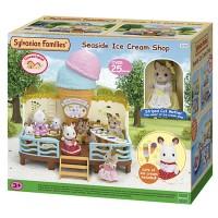 Sylvanian Families - Seaside Ice Cream Shop #5228
