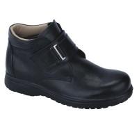Sepatu Pantofel Boots / Sepatu Kerja Kulit Pria (Catenzo) - BN 110