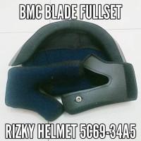 BUSA HELM BMC BLADE FULL SET
