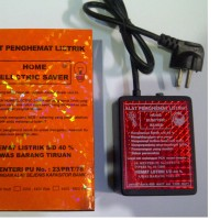 Jual Penghemat listrik home electric saver type A 450-1300 watt Murah