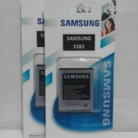 For Samsung Galaxy Star Duos 5282 Battery/Baterai/Batre/Batere