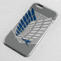 Attack on Titan Recon Corps Logo iPhone Case & All Case HP