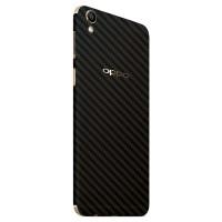 9Skin - Premium Skin Protector Case Oppo F1 Plus + , 3M Black Carbon