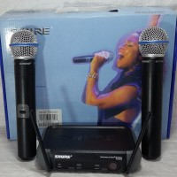 harga Mic wireless shure PGX 242 Tokopedia.com