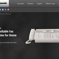 MESIN FAX AUTO-CUTTER PANASONIC KX-FT983