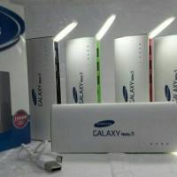 harga Power Bank Samsung + Lampu Baca Led Tokopedia.com