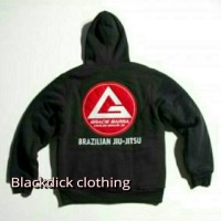 hoodie BRAZILIIAN JIU JITSU GRACIE BROTHER