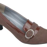 Sepatu Kerja, Sepatu Kulit, Sepatu Formal, Sepatu Formal Wanita DRBU 211