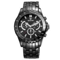 """Jam Tangan """"SKONE Casio Man Fashion Watch Water Resistant 30m - 7389B"""""""