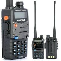 harga handy talky HT baofeng BF UV-5RA dualband VHF/UHF Tokopedia.com