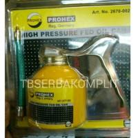 Oil Can 350cc Prohex kaleng oli tempat oli 350ml jerman