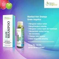 Shampo Herbal Untuk Rambut Rontok Green Angelica
