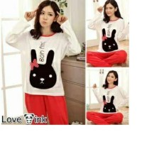 Setelan Sleepwear Rabbit