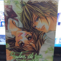 Novel: Today, The Love Begin - My Faith Is In Your Hand