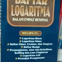 Harga daftar logaritma dalam empat | antitipu.com