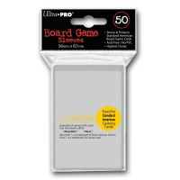 Ultra Pro Board Game Sleeves Standard American 56 x 87 mm