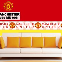 Wall Sticker Manchester United 06
