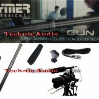 harga Mic Condensor Shotgun Shoting ( Panjang ) Acc Lengkap Tokopedia.com