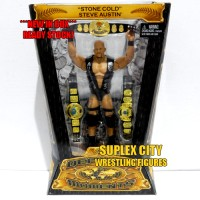WWE STONE COLD STEVE AUSTIN ACTION FIGURE MATTEL DEFINING MOMENTS MOC