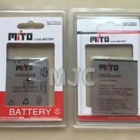 Baterai MITO A65 Fantasy Card  BA-00062 1600 mah Batere Baterry