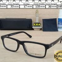 harga kacamata minus/frame minus/frame emporio armani Tokopedia.com