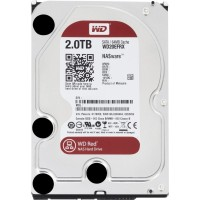 HARDDISK SERVER WDC RED 2 TB SATA 3.5 NAS