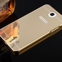 Case Mirror Samsung Galaxy Note 3 Neo 7505 Alumunium Metal Bumper