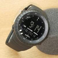 Jam Tangan Pria Sport Premium Suunto Core Black//Limited