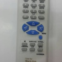 harga REMOTE TV SHARP REMOTE TV TABUNG SHARP Tokopedia.com