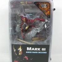 Iron man mark III Mobile Power scale 1:20